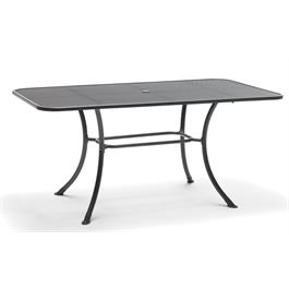Kettler Rectangular 160 x 90cm Mesh Table thumbnail