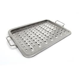 Broil King Stainless Steel Grill Topper thumbnail