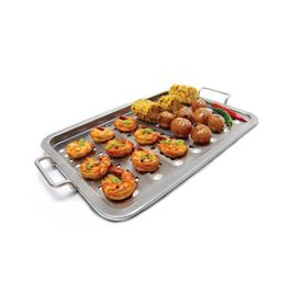 Broil King Stainless Steel Grill Topper Thumbnail Image 1
