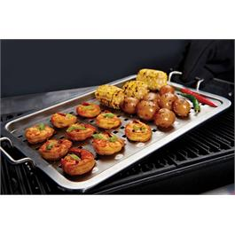 Broil King Stainless Steel Grill Topper Thumbnail Image 2
