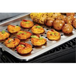 Broil King Stainless Steel Grill Topper Thumbnail Image 3