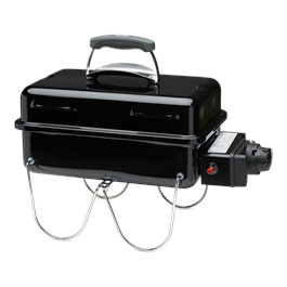 Weber Go-Anywhere Black Gas Barbecue Thumbnail Image 1