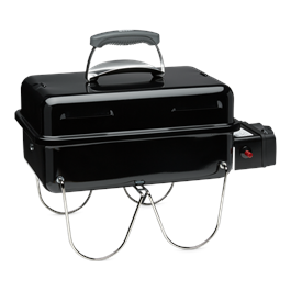 Weber Go-Anywhere Black Gas Barbecue Thumbnail Image 2