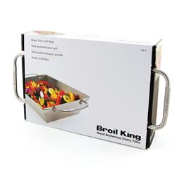 Broil King Imperial Collection Deep Dish Grill Wok Thumbnail Image 5