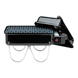 Weber Go-Anywhere Black Gas Barbecue Thumbnail Image 3