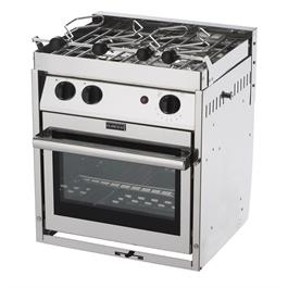 Force 10 Marine XM Custom 2 Burner Galley Range thumbnail