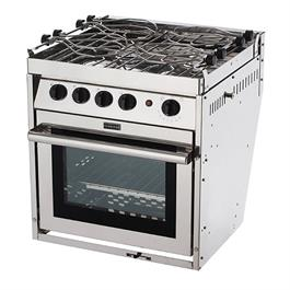 Force 10 Marine North American Standard 4 Burner Galley Range thumbnail