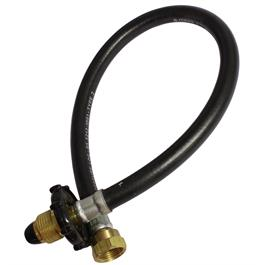 890mm Pigtail Hose W20 x Quick Fit POL BS EN 16436-1 Class 3 thumbnail