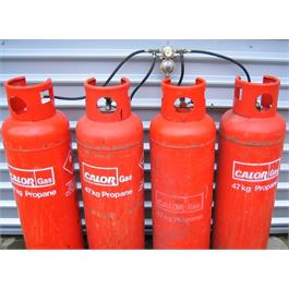 Calor Propane Gas 47kg Refill Thumbnail Image 1