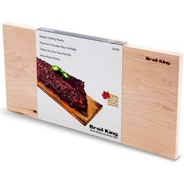 Broil King Maple Grilling Planks x 2  Thumbnail Image 4