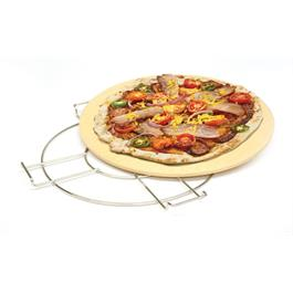 Broil King Keg Pizza Stone Kit Thumbnail Image 1
