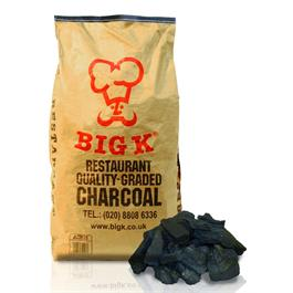 Big K 15kg Restaurant Charcoal thumbnail