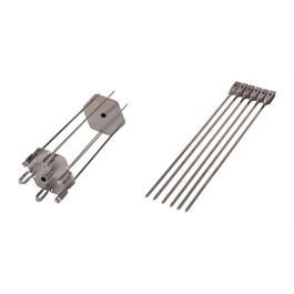Weber Premium Stainless Steel Rotisserie Skewer Set thumbnail