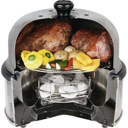 Cobb Premier Charcoal Barbecue Thumbnail Image 3