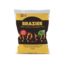 CPL Brazier Smokeless Coal 20kg thumbnail