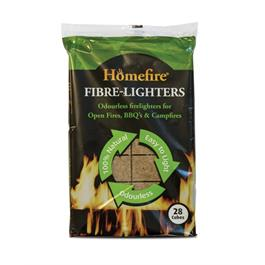CPL  Homefire Fibre Firelighters thumbnail
