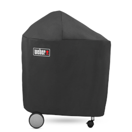 Weber Premium Barbecue Cover - Fits Performer With Foldable Sidetable thumbnail