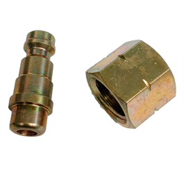 1/4 LH Quick Release Fitting Thumbnail Image 1
