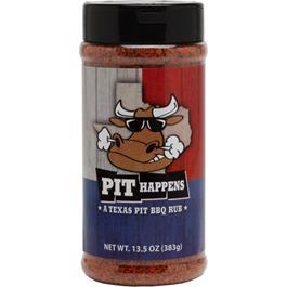 Pit Happens Texas Pit BBQ Rub - 198g (7oz) thumbnail