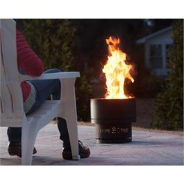 Flame Genie Large Woodpellet Firepit  thumbnail