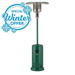 Lifestyle Orchid Green Patio Heater Thumbnail Image 0