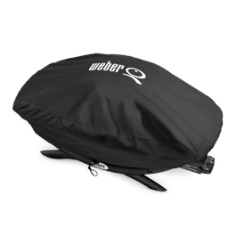 Weber Premium Barbecue Cover - Fits Q200 & 2000 Series Barbecues thumbnail