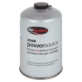 Go System Powersource 445g Butane Propane Mix Cartridge Thumbnail Image 0