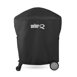 Weber Premium Barbecue Cover - Fits 100/1000 & 200/2000 With Stand or Permanent  thumbnail
