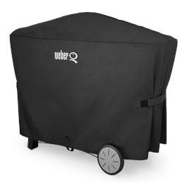 Weber Q300 & 3000 Series Premium Barbecue Cover thumbnail