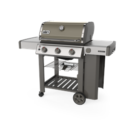 Weber Genesis II E-310 GBS Gas Barbecue (Smoke Grey) Thumbnail Image 0