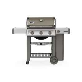 Weber Genesis II E-310 GBS Gas Barbecue (Smoke Grey) Thumbnail Image 1