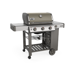 Weber Genesis II E-310 GBS Gas Barbecue (Smoke Grey) Thumbnail Image 2