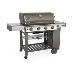 Weber Genesis E-410 GBS Gas Barbecue (Smoke Grey) Thumbnail Image 2