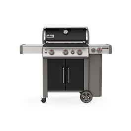 Weber Genesis II EP-335 GBS Gas Barbecue (Black) thumbnail