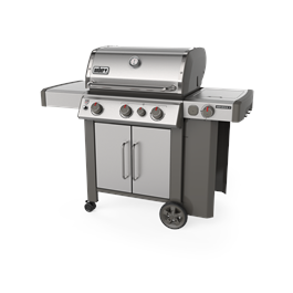 Weber Genesis II SP-335 GBS Gas Barbecue (Stainless Steel) thumbnail
