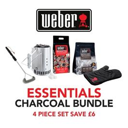 Weber Essentials Charcoal Bundle thumbnail