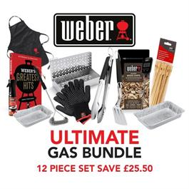Weber Ultimate GAS Bundle thumbnail