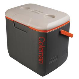 Coleman 28qt Grey & Orange Cooler thumbnail