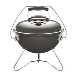 Weber Smokey Joe Premium Charcoal Grill 37cm - Smoke Grey Thumbnail Image 0