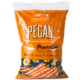 Traeger Pecan Wood Pellets (20lb) Bag thumbnail