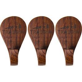 Traeger Grill Hopper Magnetic Wooden Hooks - 3 Pack thumbnail