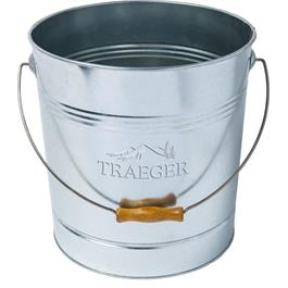 Traeger 20lb Wood Pellet Metal Storage Bucket thumbnail