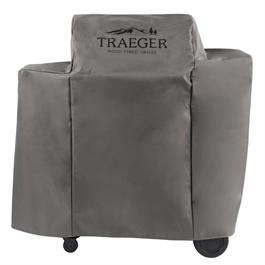 Traeger Ironwood 650 Full Length Grill Cover thumbnail