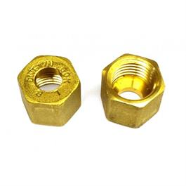 GOK 8mm Compression Nut (Pack of 2) thumbnail