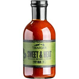 Traeger Sweet & Heat BBQ Sauce  thumbnail