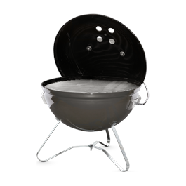 Weber Smokey Joe Premium Charcoal Grill 37cm - Smoke Grey Thumbnail Image 2