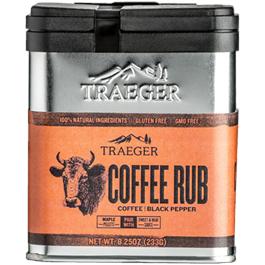 Traeger Coffee Rub (8.25oz) thumbnail