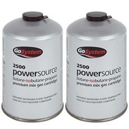 2 x Go System 445g Gas Cartridges thumbnail