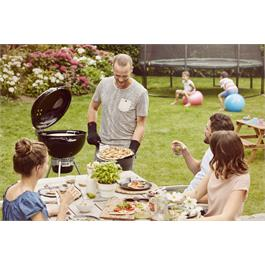Weber Master-Touch GBS E-5770 Charcoal Grill 57cm Thumbnail Image 6