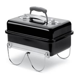 Weber Go-Anywhere Charcoal Black Barbecue Thumbnail Image 0
